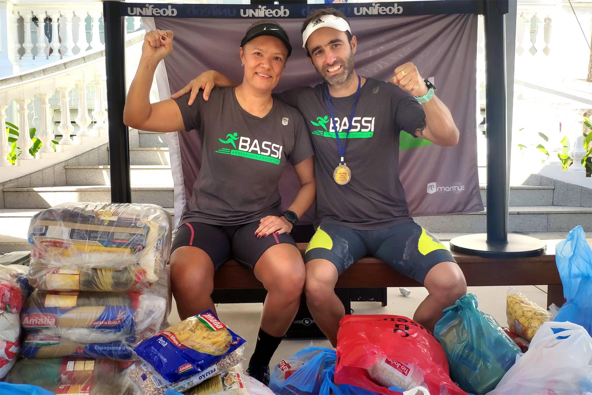 Desafio 100 Fome acontece neste sábado em frente à Sede do Palmeiras